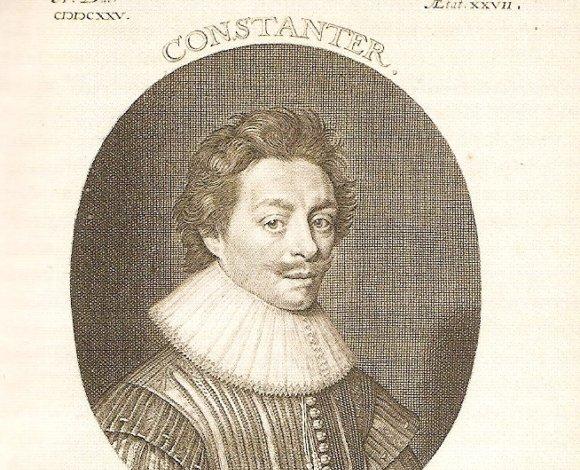 Constantijn Huyens Delff