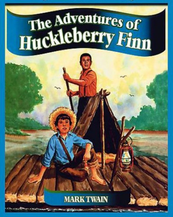 Adventures Of Huckleberry Finn O Pt 583 730 S C1 C C 0 0 1