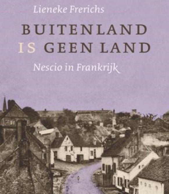 Citaten Uit Literatuur : Met nescio in het buitenland literaire canon