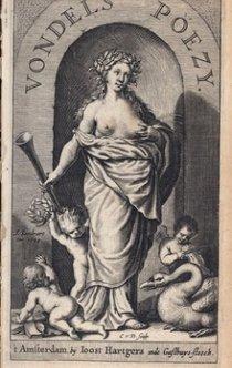 Vondel Poezy Cover