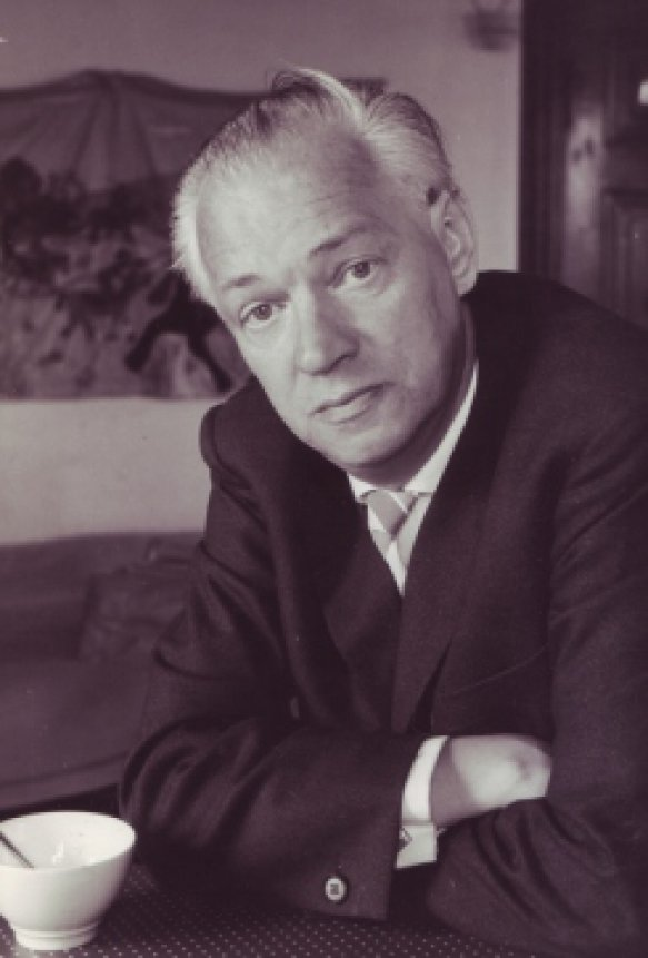 Bertus Aafjes en M. Vasalis | Literaire Canon