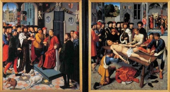 34  David Diptych The Judgment Of Cambyses 583 318 S C1 C C 0 0 1